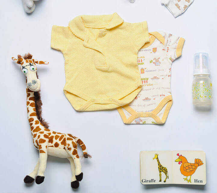 Baby Shower game ideas - Style your baby!