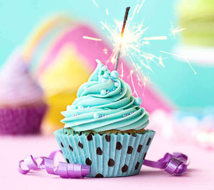 Baby Shower game ideas - Cupcake contest