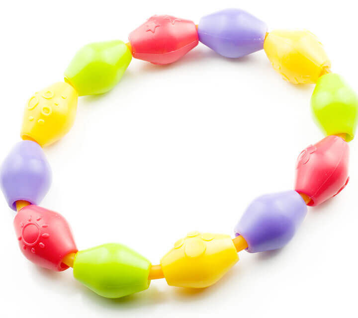 Baby Shower gift ideas - Trendy teething beads
