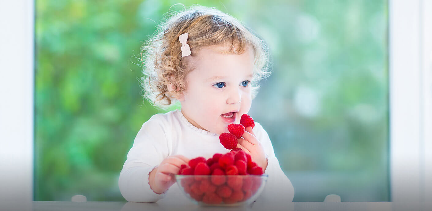 Snacks that Boost Toddler Development
