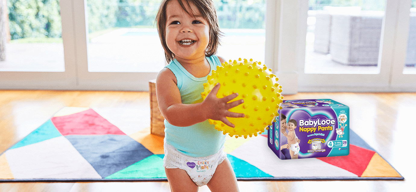 100 Reasons To Wear Baby Love Nappy Pants