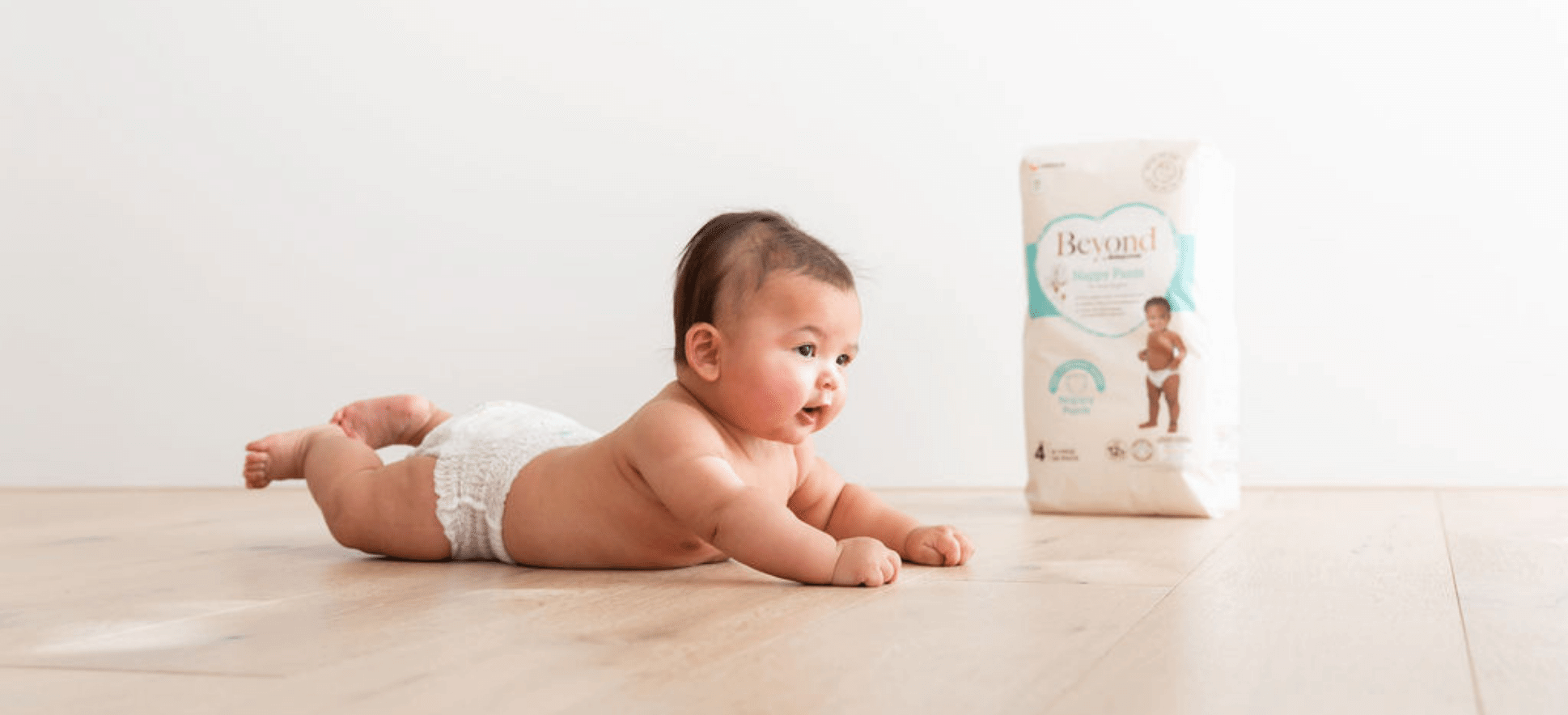 Beyond website Product Page Header - Beyond by BabyLove Natural Mooney